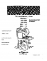 Norton Clipper Masonry Saw BBL Series Parts List - Rev 2000