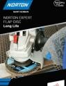 norton expert flap disc brochure_cover