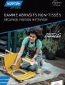 brochure gamme abrasifs non-tissés pour le DIY: décapage, finition, nettoyage