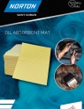 oil absorbent cover