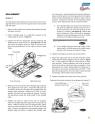 Norton Clipper Tile Saw CTC1020XL Owners Manual & Parts List - Part 2