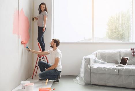 Descubra as 7 dicas de especialista para preparar o seu trabalho de pintura