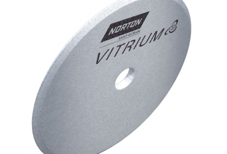Norton Vitrium3 Schleifscheiben
