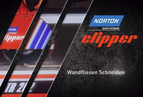 Norton Clipper TR202 Fliesenschneidmaschine
