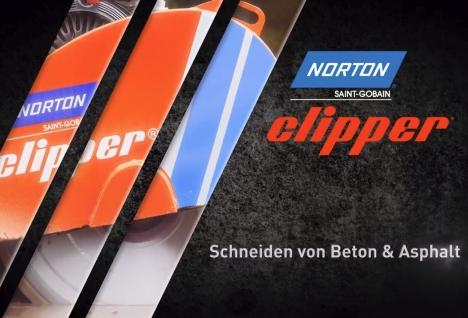 Norton Clipper Fugenschneider CS451