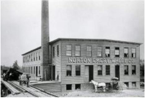 Origini_Norton Emery Wheel Company