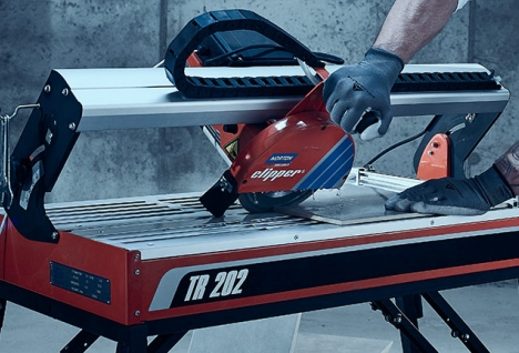 Norton Clipper Tile Saw Advice