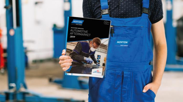 Catálogo Norton para la reparación del automóvil 2019