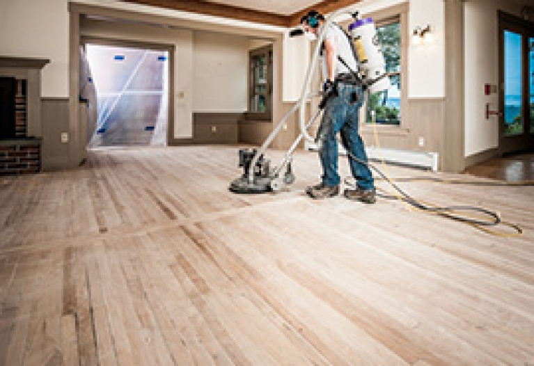 Floor sanding norton abrasives united states of america for Floor sanding courses