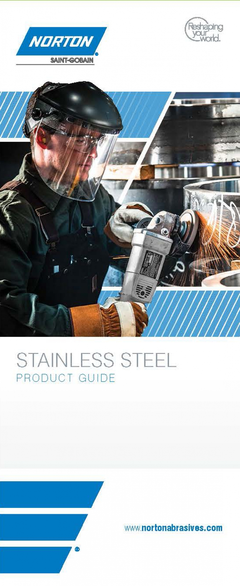 Norton Stainless Steel Product Guide - Brochure 8703