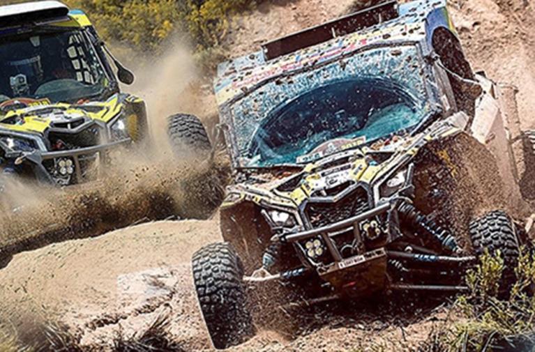 Norton sponsrar Varela, vinnare i Dakarrallyt 2018