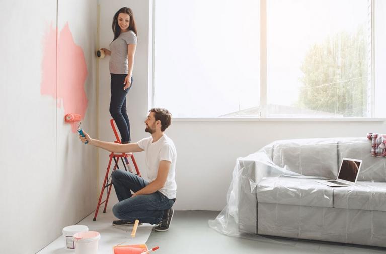 Top 7 wskazówek jak przygotować powierzchnię do malowania
