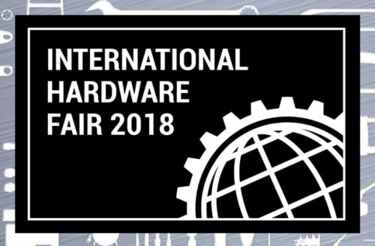 Succé för International Hardware mässan 2018