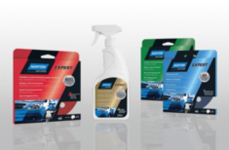 Norton Expert car repair products