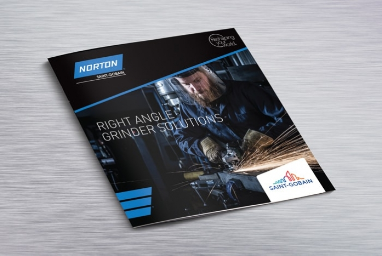 Norton performance solutions for right angle grinders brochure