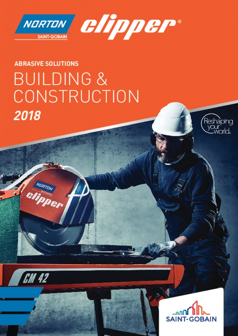 Norton Clipper UK Building & Construction 2018 Catalogue