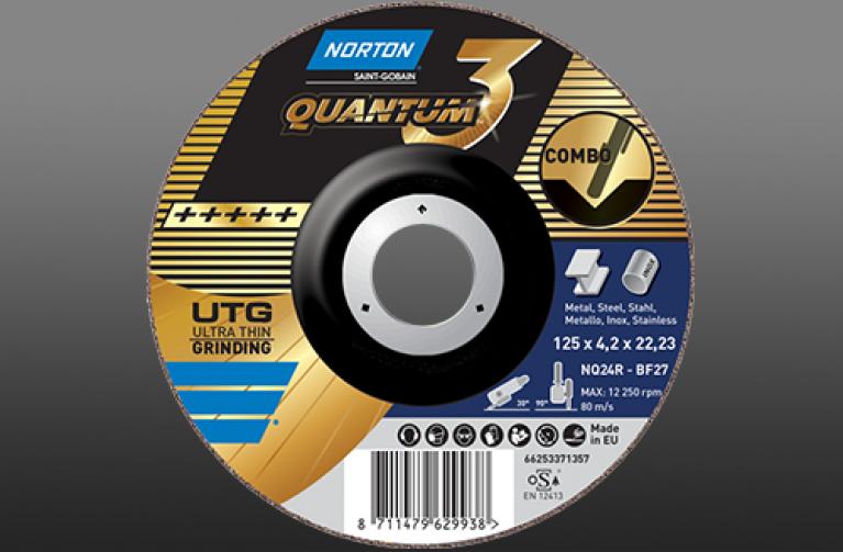 Norton Quantum3 Combo Wheel