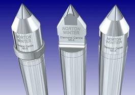 PKD-verstärkte Zentrierspitzen