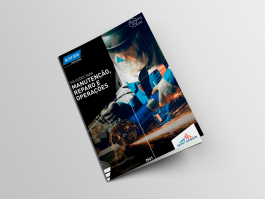 Bifold Brochure Mockup - Free copiar