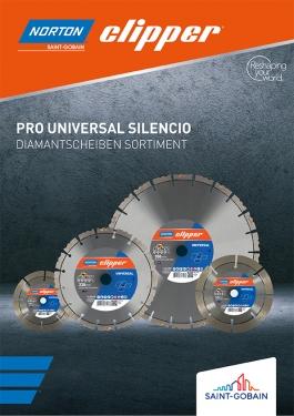 Clipper Pro Universal Silencio