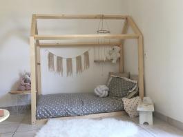 NORTON cabin bed tutorial