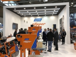 norton clipper stand bauma 2019