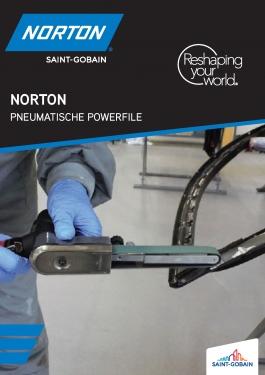 Nieuw! Kit van Norton Powerfile schuurbanden