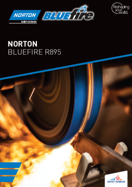 Norton Bluefire R895 Belts - Cover