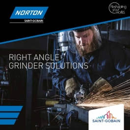right angle grinder brochure 2019