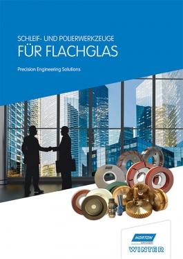 Schleif- und Polierwerkzeuge für Flachglas