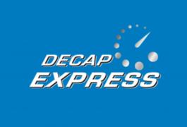 logo decap express