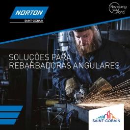 Guia de Soluções Norton para Rebarbadoras Angulares