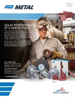 Norton Metal Full Line Brochure - 8702