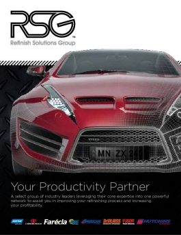 Refinish Solutions Group Brochure - 8600
