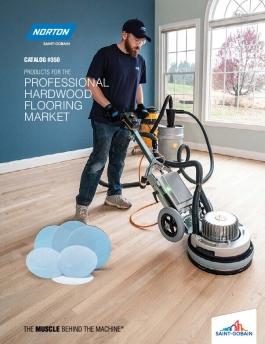 Norton Floor Sanding Professional Market Catalog - 350