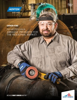 Norton Abrasive Product Solutions Industrial Market Catalog - 7362