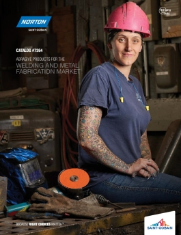 Norton Welding and Metal Fabrication Products Catalog - 7364