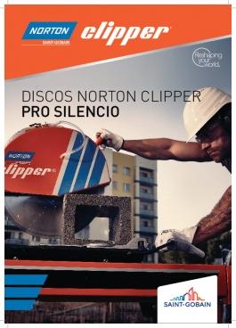 Norton Clipper - Discos PRO SILENCIO
