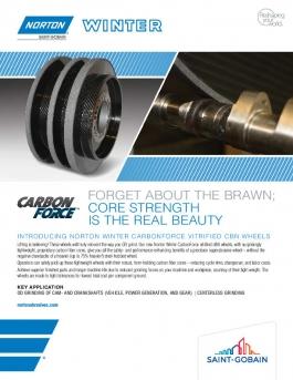 Norton Winter CarbonForce Wheels Flyer - 8655