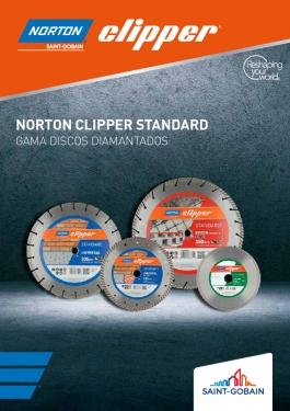 Norton Clipper Discos Diamantados STANDARD