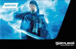 Fitas Adesivas Norton Samurai