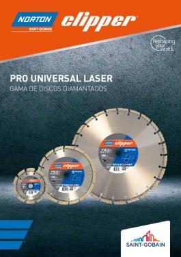 Norton Clipper PRO Universal Laser