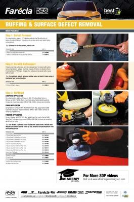 Poster - Best Practices - 24 x 36 - RSG - Farecla