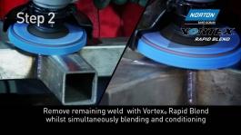 Vortex Rapid Blend usuwa spawy