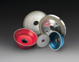 Norton Superabrasives - cBN wheels