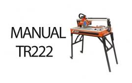 manual TR222