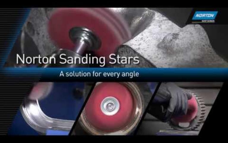 sanding stars