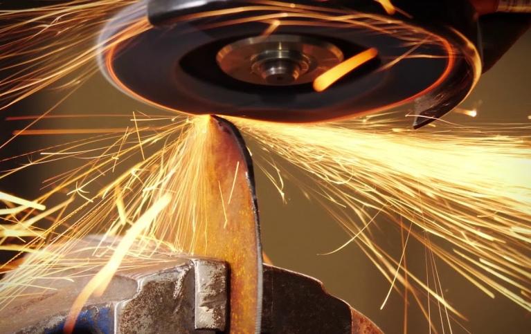 Soluções para Rebarbadoras Angulares - remoção de material