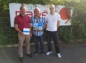 """Didier le gagnant du Jeu """"1an déjà"""" avec LeClubNorton"""