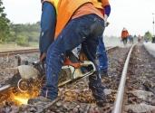 Jak przecinać i wymieniać linię kolejową
